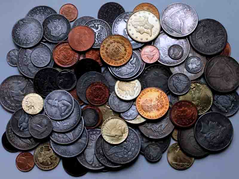 История происхождения денег