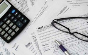 Восстановление и налогообложение